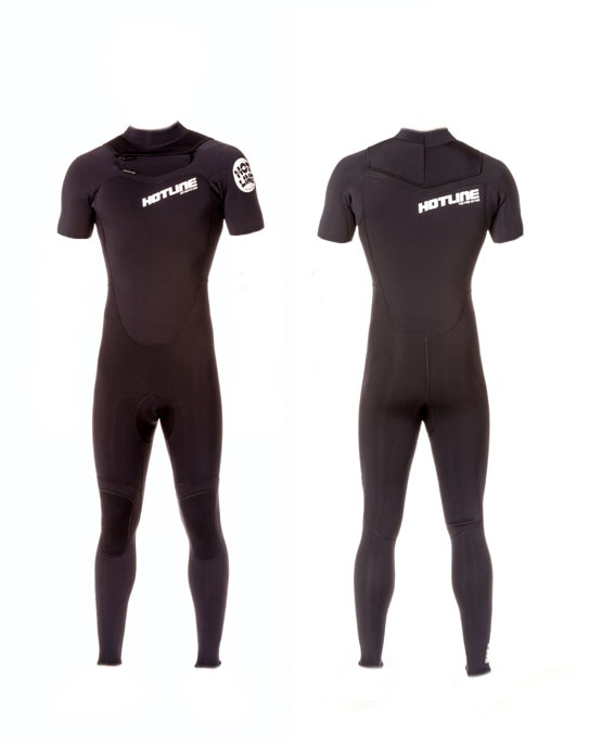 Mens Reflex 2mm Wetsuit -  Short Sleeve