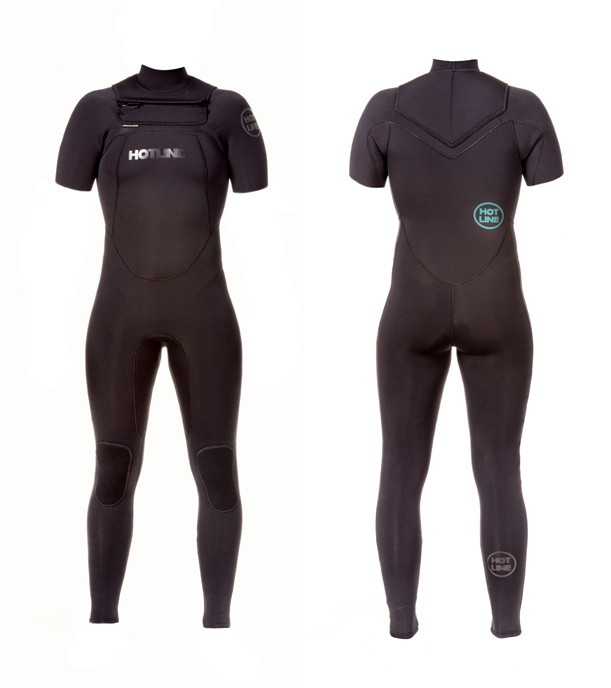 Womens Reflex 2mm Wetsuit - Short Sleeve
