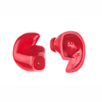Doc's Proplugs - Vented, Red w/o Leash