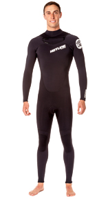 Mens Reflex 2mm Wetsuit -  Long Sleeve