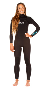 Womens Reflex 2mm Wetsuit - Long Sleeve
